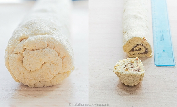 Rolled Makrout